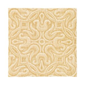 Buttercup Crackle Mondial Ceramic Wall Decos 6x6