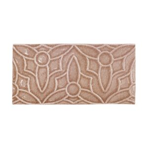 Lotus Crackle Barcelona Ceramic Wall Decos 4x8