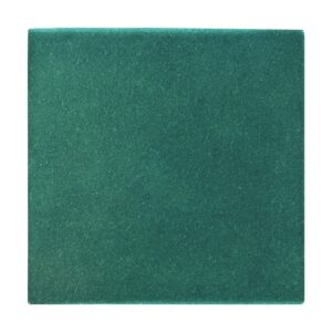 Turquoise Flats Glossy Ceramic Tiles 6x6