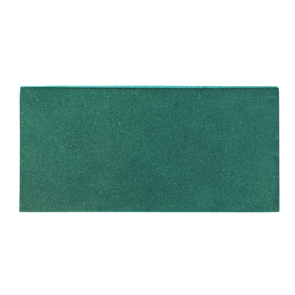 Turquoise Flats Glossy Ceramic Tiles 3x6