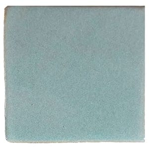 Turquoise Glazed Ceramic Tiles 6x6