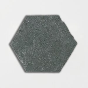 Wintour Grey Glazed Hexagon Terracotta Tiles 6x6
