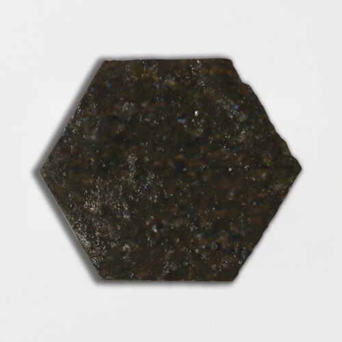 Buddakan Gray Glazed Hexagon Terracotta Tiles 6×6