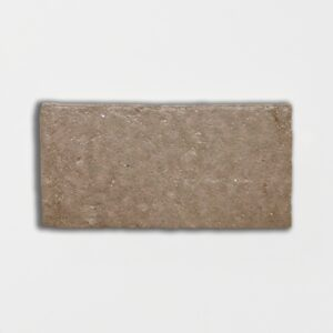 Copeland Taupe Glazed Rectangle Terracotta Tiles 6x12