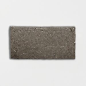 Agora Grey Glazed Rectangle Terracotta Tiles 6x12