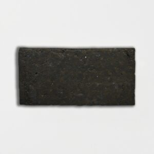 Buddakan Grey Glazed Rectangle Terracotta Tiles 6x12