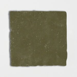 American Camo Glazed Square Terracotta Tiles 6x6