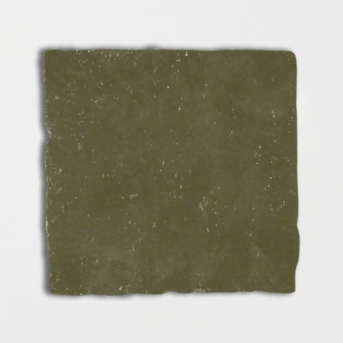 American Camo Glazed Square Terracotta Tiles 6×6
