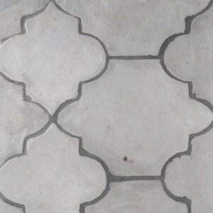 Yoko Glazed Riviera Terracotta Patterns Random