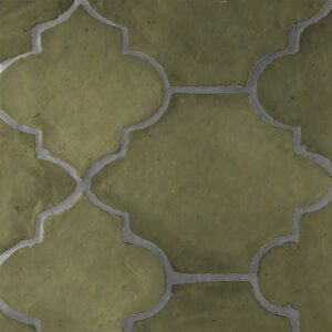American Camo Glazed Riviera Terracotta Patterns Random