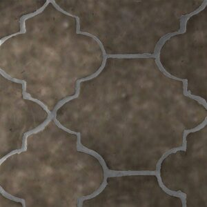 Agora Grey Glazed Riviera Terracotta Patterns Random