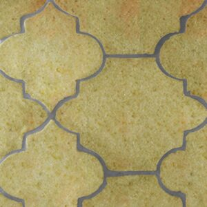 Chai Glazed Riviera Terracotta Patterns Random