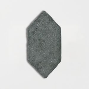 Wintour Grey Glazed Picket Terracotta Tiles 5x10