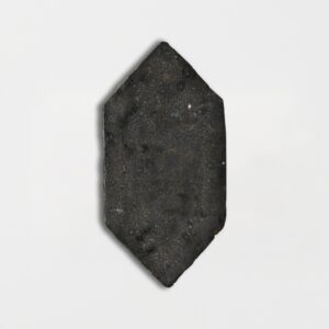 Buddakan Grey Glazed Picket Terracotta Tiles 5x10