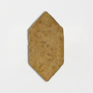 Crompton Brown Glazed Picket Terracotta Tiles 5x10