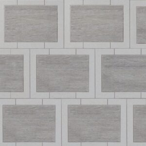 District Multi Finish Fenster Marble Mosaics 6x8