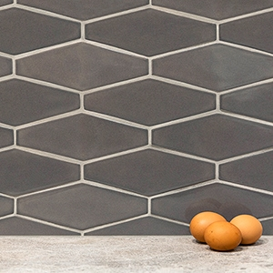 BARN GLOSSY LONGEST HEXAGON CERAMIC TILES (DC00208)