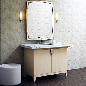 SAND DUNE SAHARA MELROSE CABINET# VANITIES (PS70007) MELROSE MIRROR (PS70048)