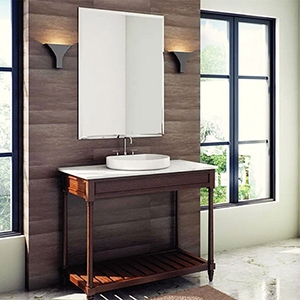 CEDAR SKIN PLANTATION CABINET# VANITIES (PS70040)