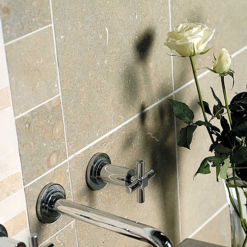OLIVE GREEN HONED LIMESTONE TILES (TL10315) OLIVE GREEN HONED LIMESTONE TILES (TL12308)