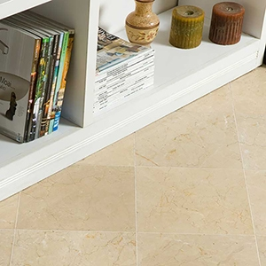 CREMA BELLA HONED MARBLE TILES (TL11224)
