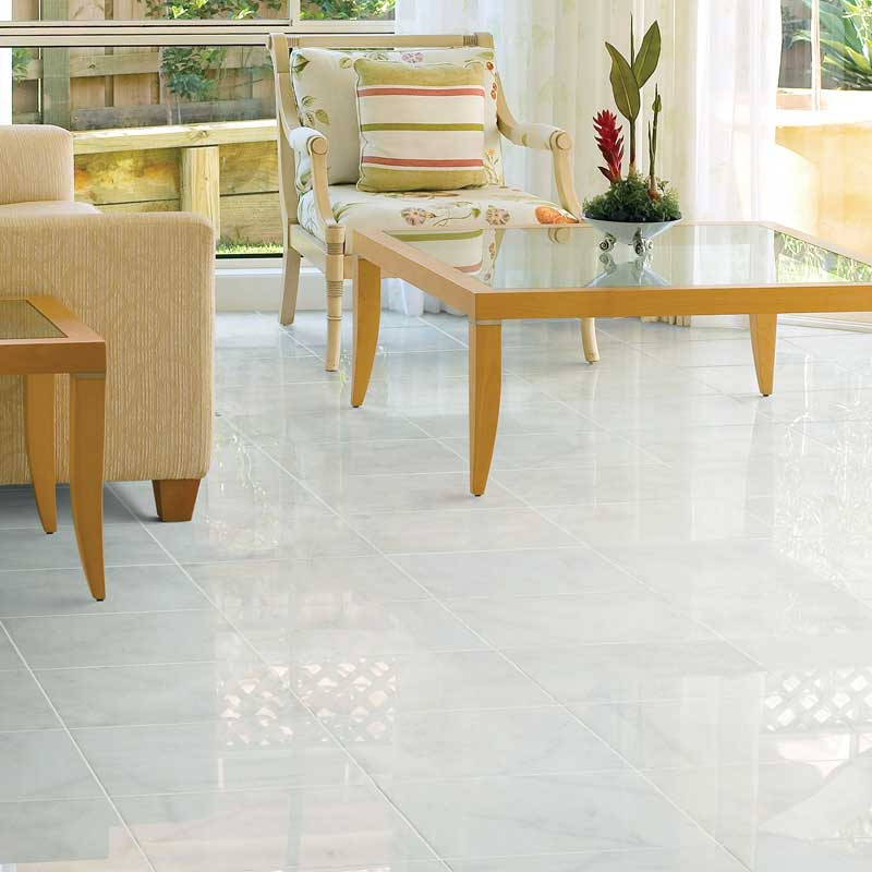 White Country Floors