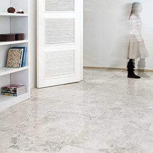 SILVER CLOUDS POLISHED MARBLE TILES (TL13570)