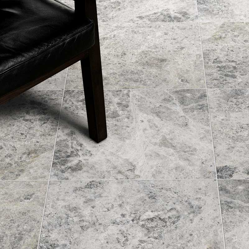 Honed Marble Floor Tile Tile Design Ideas