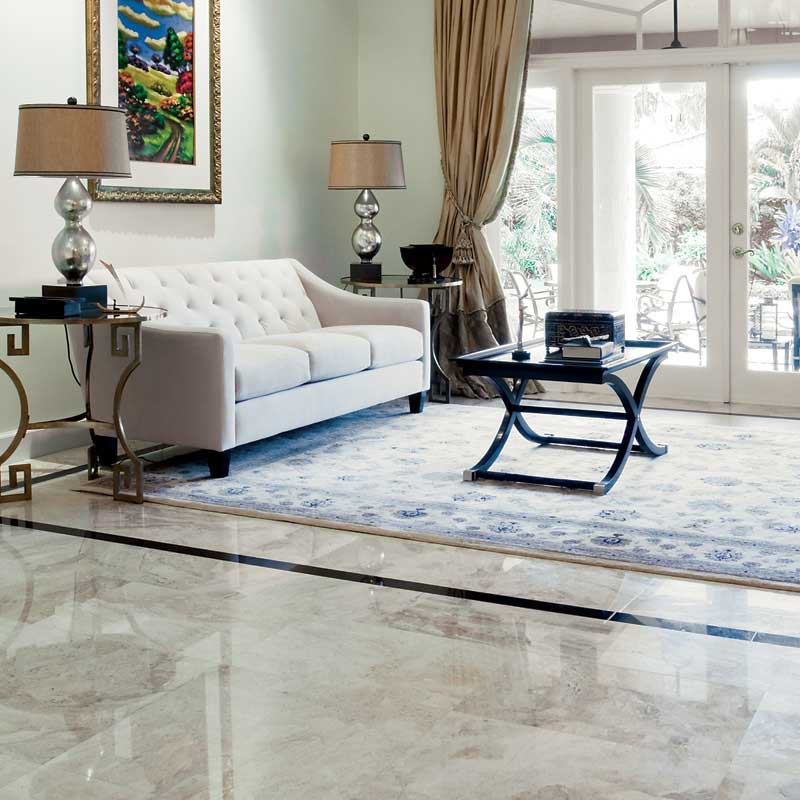 DIANA ROYAL POLISHED MARBLE TILES (TL13868)