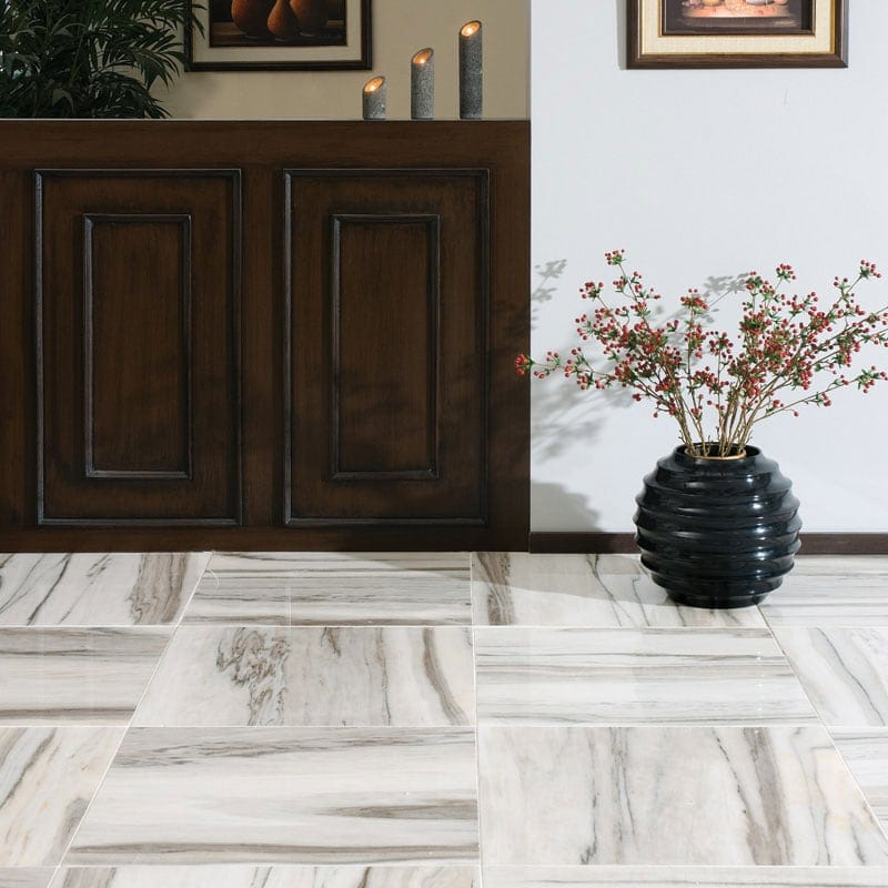 SKYLINE POLISHED MARBLE TILES (TL14056)