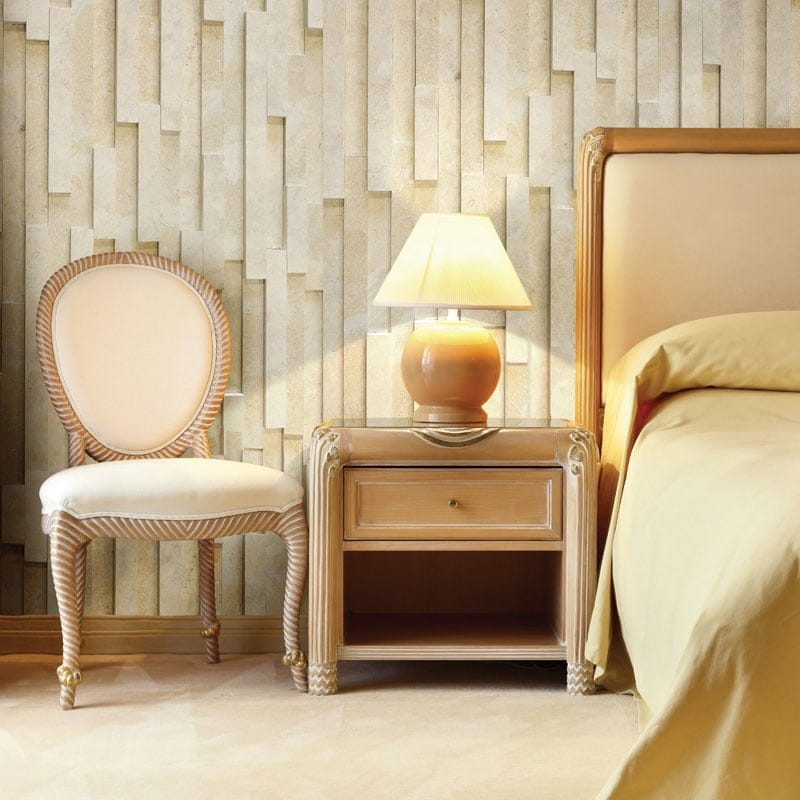 SEASHELL HONED LIMESTONE WALL DECO (TL16137)