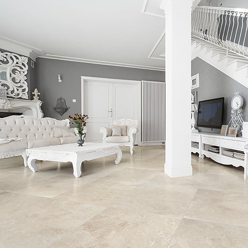 CAPPUCCINO POLISHED MARBLE TILES (TL17175)