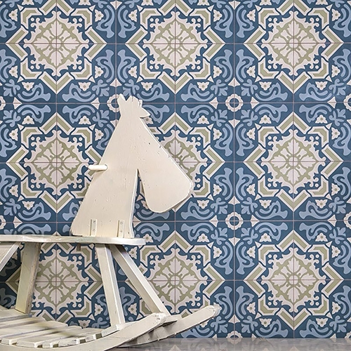 Barcela Plus Cement Tile