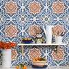 MADAGASCAR BLEND HONED CEMENT TILES (TL90907)