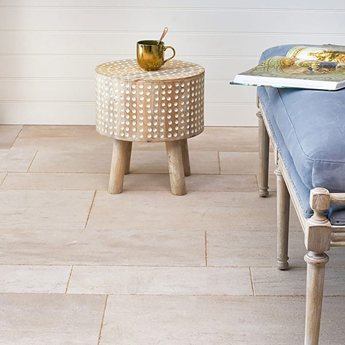MAGNY LOUVRE BRUSHED LIMESTONE TILES (TL91012)