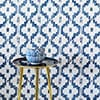 IKAT CRACKLED CERAMIC TILES (TL91056)