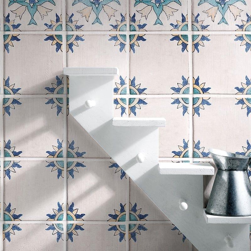 49 Glazed Ceramic Tiles 4x4