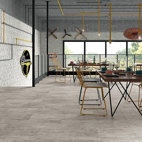 RUNWAY FOG HONED PORCELAIN TILES (WIS12077)