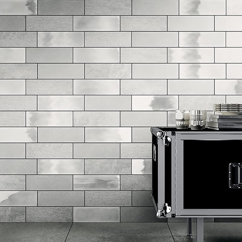 ARMY WHITE CANVAS PORCELAIN TILES (WIS12369) ARMY WHITE GLAZED CERAMIC WALL DECOS (WIS12374) ARMY WHITE ROCK PORCELAIN TILES (WIS12379)