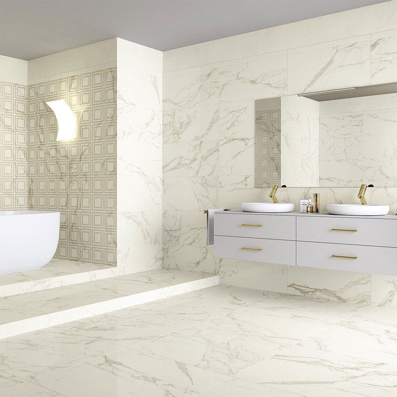 Marmi Vista Porcelain Tile Country Floors Of America Llc