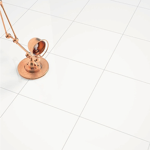 MARJINAL WHITE POLISHED PORCELAIN TILES (WQA10010)