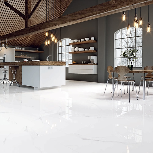 STATUARIO POLISHED PORCELAIN TILES (WQA10059)