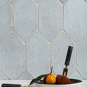 Las Palmas Glazed Tile