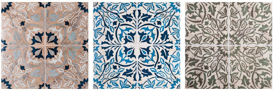 The Arts And Crafts Movement Tiles Country Floors Of