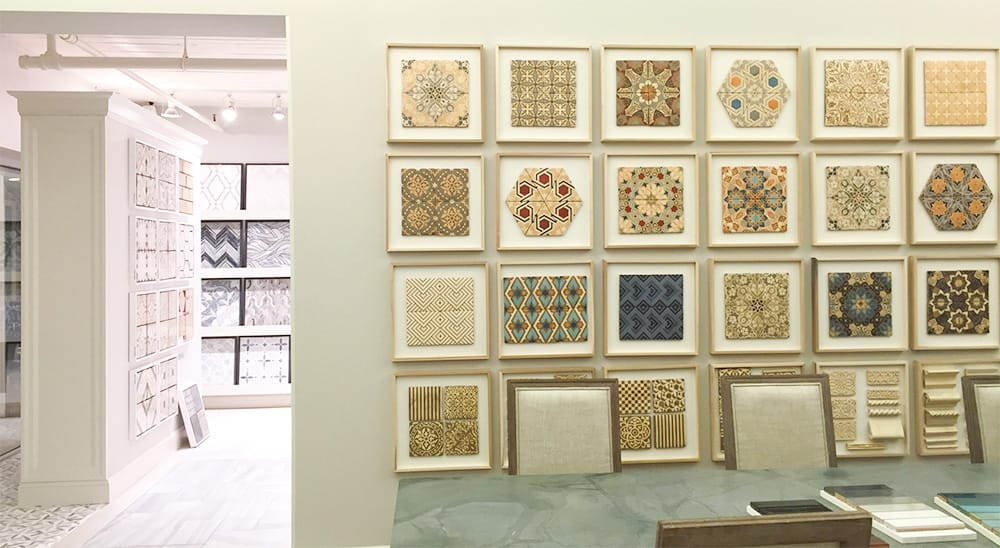 Country Floors New York Tile Showroom