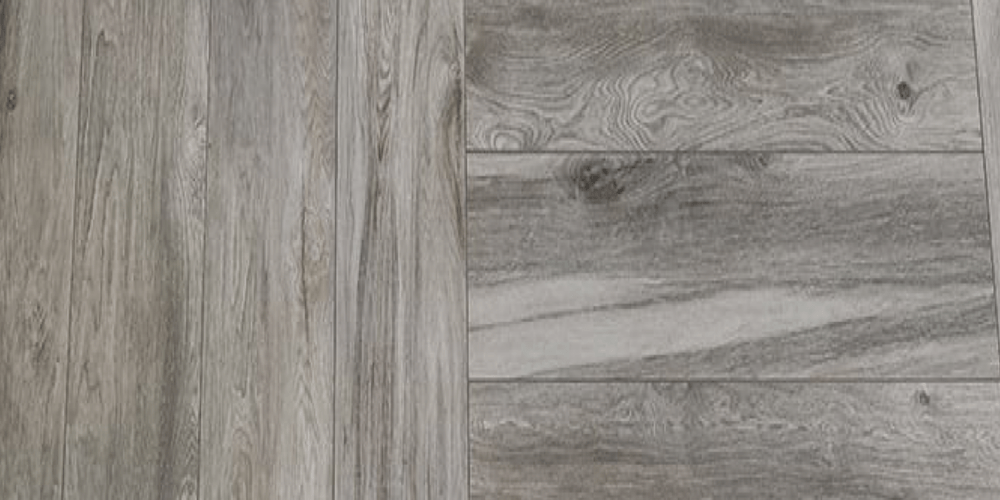 Gray Wood Look Tile