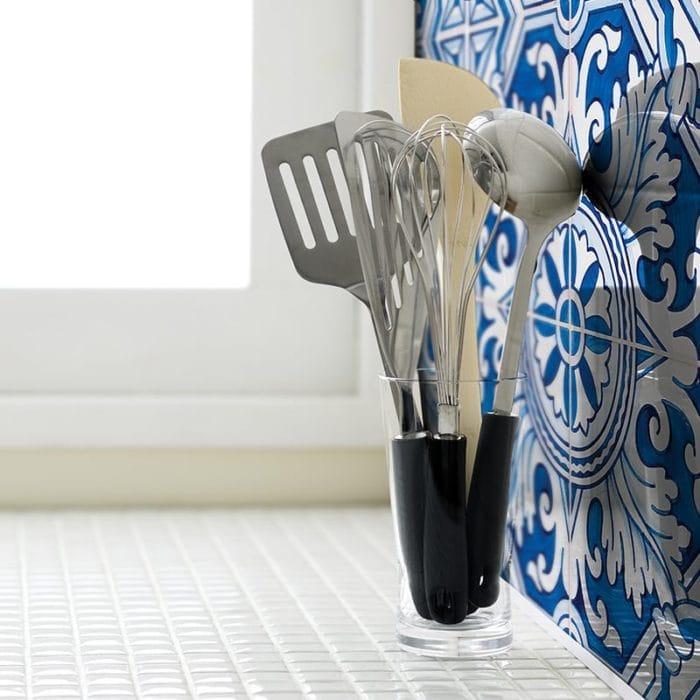 Azulejos in the Kitchen
