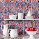 MANTA CRACKLED CERAMIC TILES (TL91061)