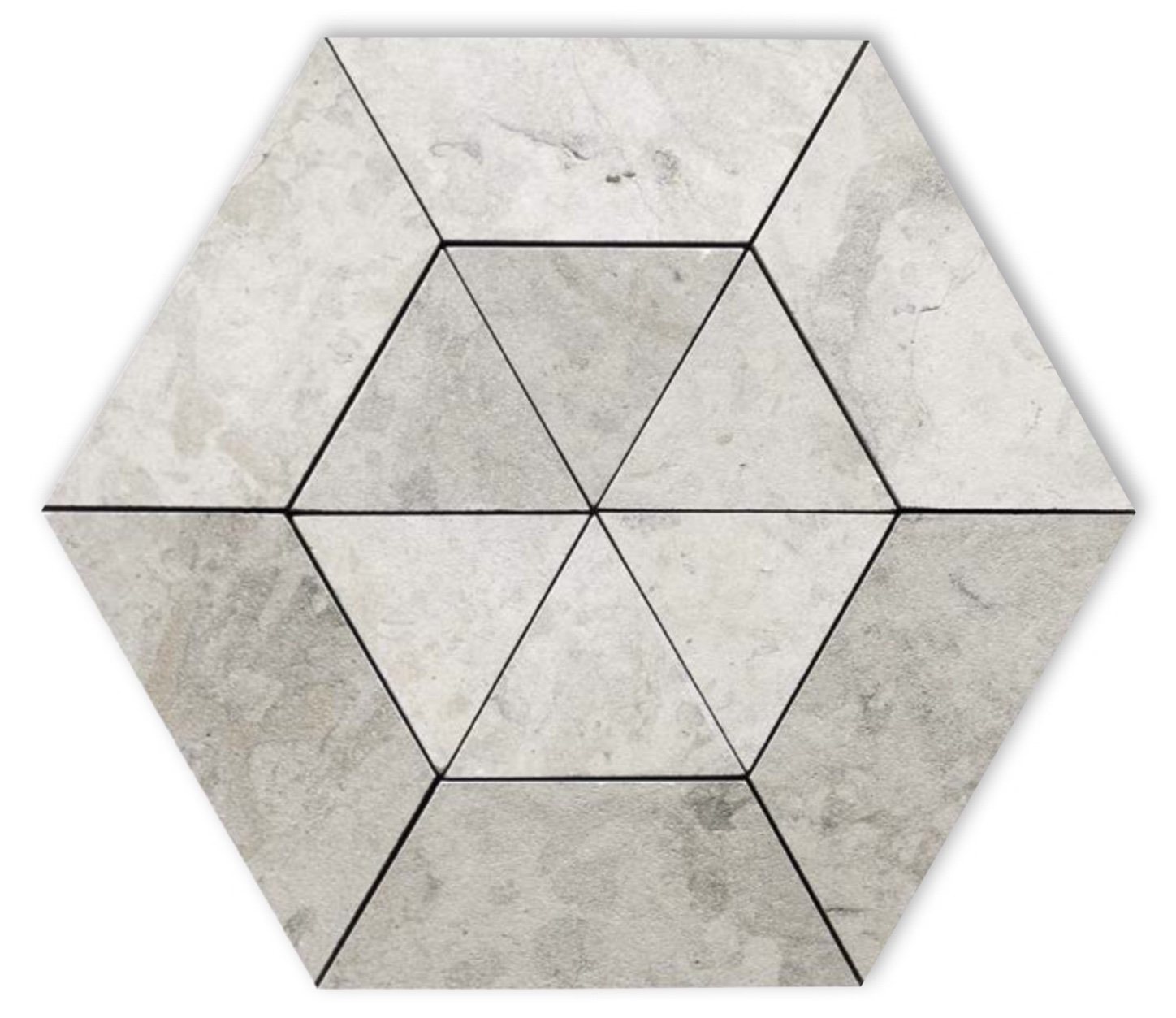 Natural Stone Geometric Shapes