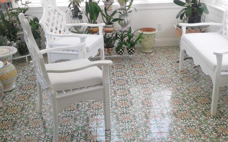 Portuguese Ceramic Tile 2019
